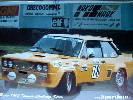 131 Fiat Abarth 134